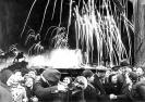 Салют в Ленинграде 27 января 1944 года в ознаменование полного снятия блокады города